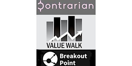 Contrarian Investor Virtual Conference No. 2 tickets