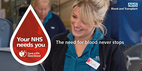Copy of Save a Life Give Blood tickets