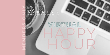 Virtual Happy Hour - Members Only tickets