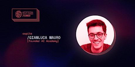 Gianluca Mauro - Live Gruppo AI Cuneo biglietti