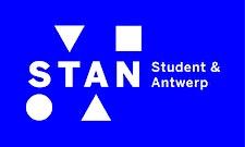 STAN - Student & Antwerp logo