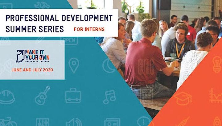 Internships - Indiana Intern Day image
