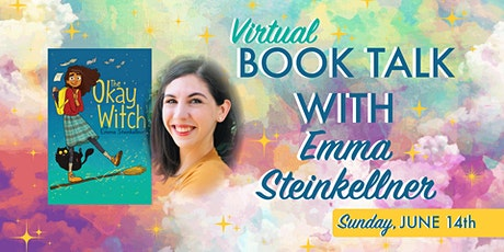Book Talk with Emma Steinkellner tickets