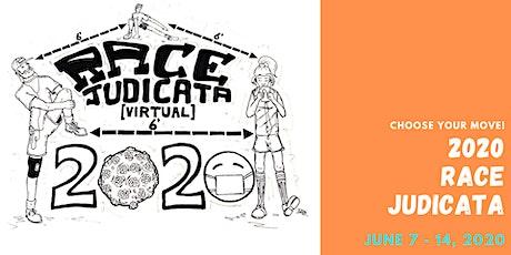 2020 Race Judicata tickets