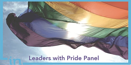 Leaders with Pride tickets