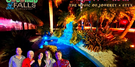 Majesty of Rock returns to Coconut Falls! 6/6 tickets
