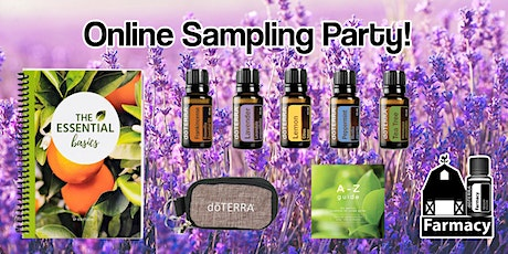 Online Sampling Party! tickets