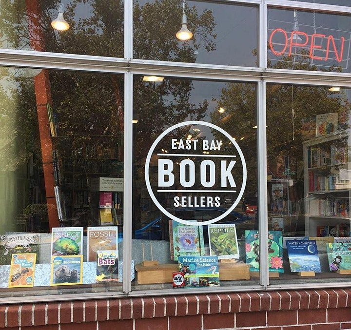 Rebecca Skloot and Ed Yong for East Bay Booksellers image