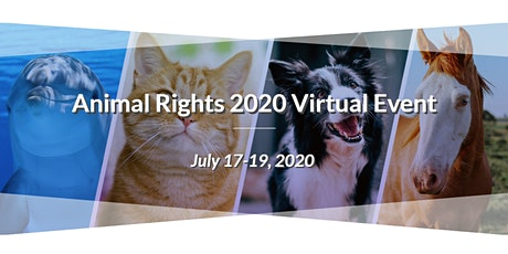 Exhibit at Animal Rights 2020 Virtual Event tickets