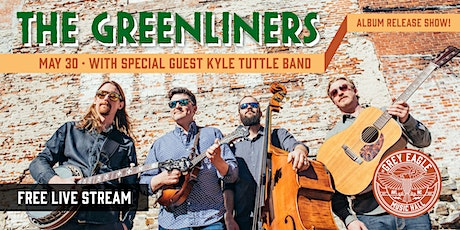 The Greenliners (Album Release Show) tickets