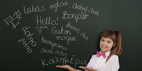 Learning Languages and Learning About Yourself - Ages 5-10 tickets