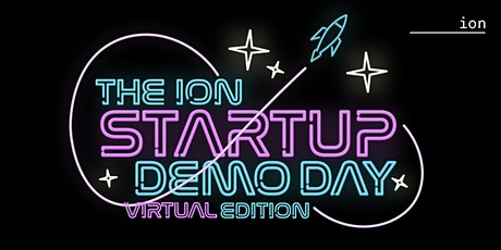 The Ion Startup Demo Day tickets