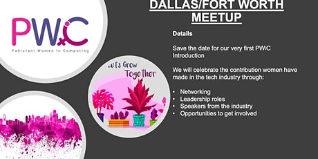 PWiC Dallas - Fort Worth Meetup tickets