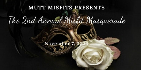 The 2nd Annual Misfit Masquerade tickets