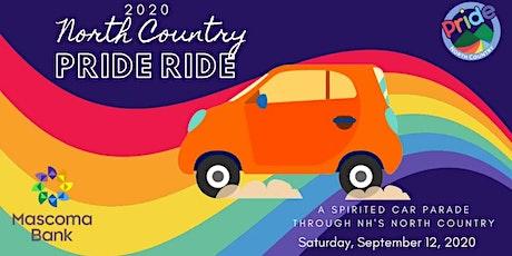 North Country Pride Ride - Spirited Car Parade tickets