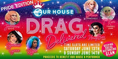 Drag Delivered | Pride Edition tickets