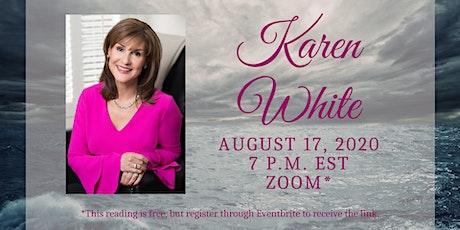Author talk with Karen White tickets
