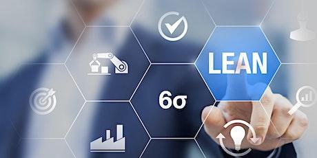 L'efficacia della metodologia Lean Six Sigma biglietti