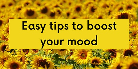 Easy tips to boost your mood tickets