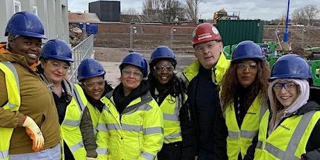 Women into Construction Remote Registration Event West Midlands tickets
