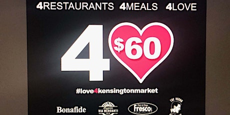 For the Love of Kensington Market - week 2 tickets