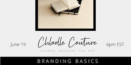 Branding Basics-Create Your Legacy tickets