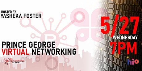 Free Prince George Rockstar Connect Networking Event (May, near Richmond) tickets