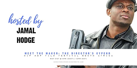 HHFF Master Cypher : Meet the Makers - Director's Cypher tickets