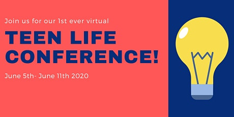 Virtual Teen Life Conference tickets