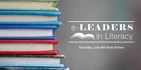 Leaders in Literacy Virtual Breakfast tickets