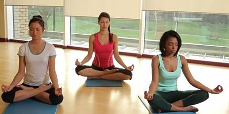 Be Gentle with Yourself: A Gentle Yoga and Meditation Experience tickets