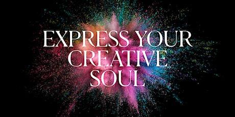 Express your Creative Soul - Yehudit Halfon  tickets