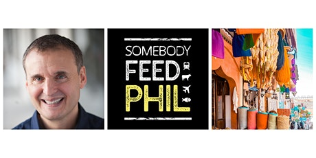 Moroccan Feast with Phil Rosenthal and Redbird tickets