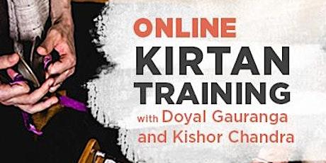 Online Kirtan Training tickets