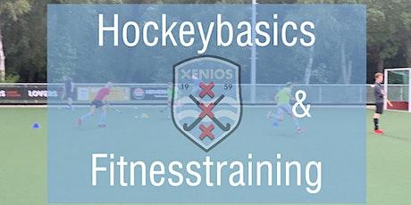 "Xenios - Trimhockey sessie 2 ""Basic & Fitness""  (ook niet-leden/ gratis) tickets"