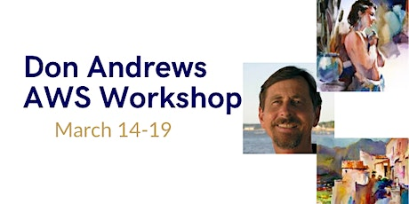 Don Andrews AWS Workshop tickets