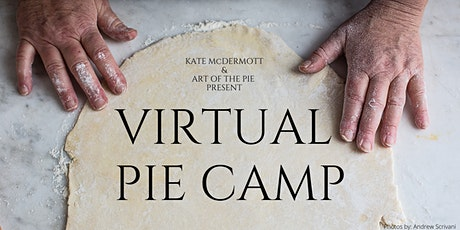 Virtual Pie Camp with Kate McDermott June 2020 tickets