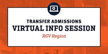 Virtual Transfer Info Session-RGV Region tickets