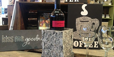 Stone and Pallet (TM) Chill into Summer with your Eco-Friendly Wine Chiller tickets