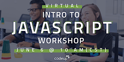 Codeup Intro to Javascript Workshop
