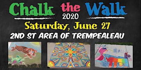 Chalk the Walk tickets