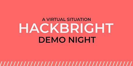 Hackbright Virtual Demo Night tickets