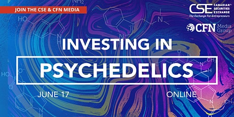 Investing in Psychedelics tickets