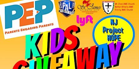 NJ HOPE & PEP's Essentials and Engagement Initiative in Atlantic , NJ tickets