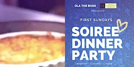 First Sunday's Soirée Dinner Party tickets