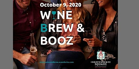 Wine Brew & Booz | 2020 tickets