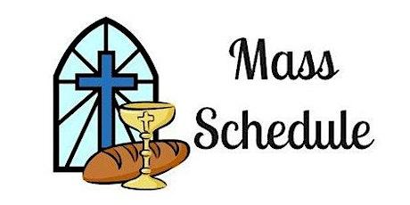 Sunday Vigil Mass at Christ the King, Hesperia tickets