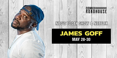 JAMES GOFF - 4 SHOWS tickets