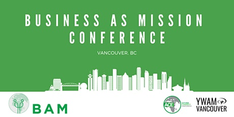 Business As Mission Conference 2021 tickets