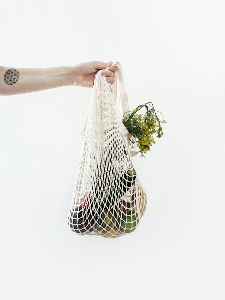 *Virtual* Zero Waste Kitchen Hacks Workshop image